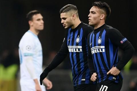 Mauro Icardi Disebut tak Ingin Tinggalkan Inter Milan