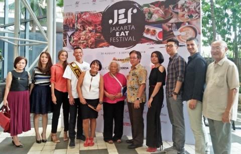 JEF 2019, Bukan Sekadar Festival Makanan