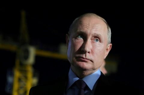 Media AS: Mata-Mata AS di Rusia Konfirmasi Intervensi Putin