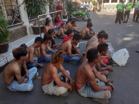 Pascapenusukan Santri, Polres Cirebon Kota Gelar Razia Preman
