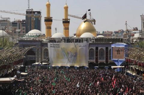 Perayaan Ashura di Irak Berujung Maut, 31 Orang Tewas