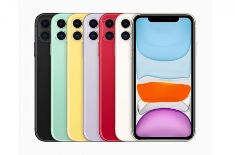 Apple Umumkan iPhone 11, iPhone 11 Pro, dan iPhone 11 Max