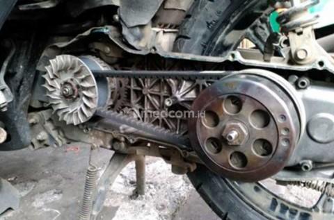Mengatasi Permasalahan CVT di Motor Matic