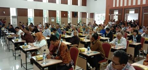 Lima Capim KPK Berhadapan dengan DPR