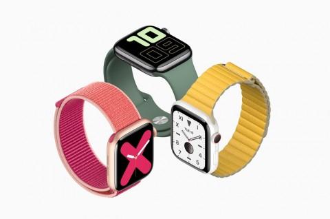 Inilah Apple Watch Series 5