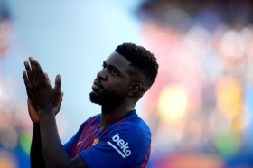 Umtiti Tambah Daftar Cedera Pemain Barcelona