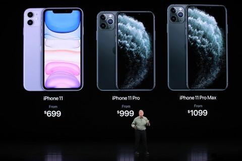 iPhone 11, 11 Pro, dan 11 Pro Max Resmi Diluncurkan