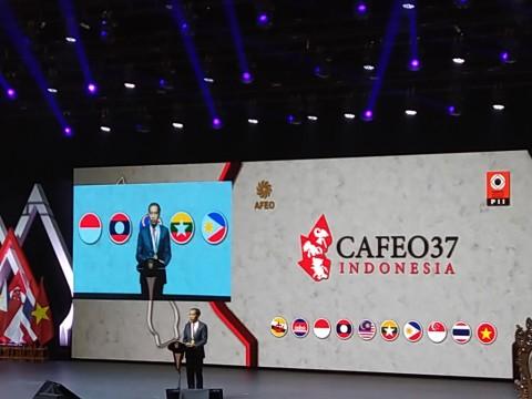 Jokowi Buka Konferensi Organisasi Insinyur ke-37 ASEAN