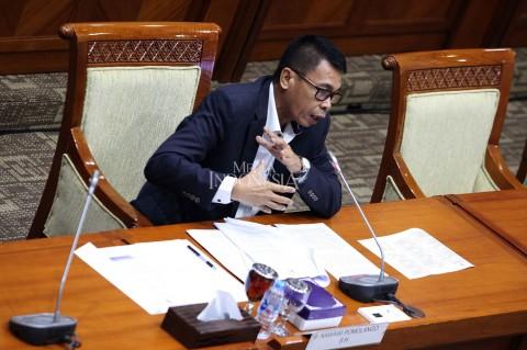 Komisi III DPR Gelar Uji Kelayakan Capim KPK