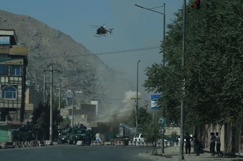 Serangan Roket Guncang Kabul Jelang Peringatan 9/11