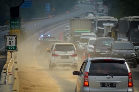 Polisi Dukung Penerapan <i>Speed Gun</i> di Tol Cipularang