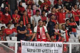 Stadion Utama (Senayan) GBK tak Lagi Angker