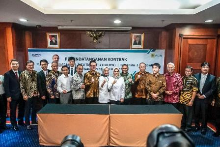 PT PP to Build Power Plants in NTT, North Sulawesi