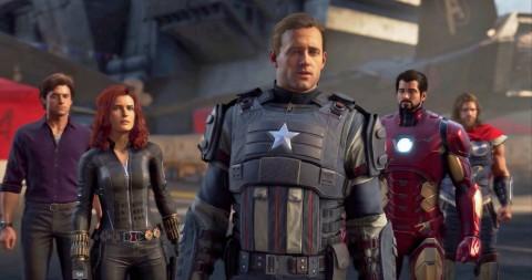 Game Marvel's Avengers Rilis 15 Mei 2020