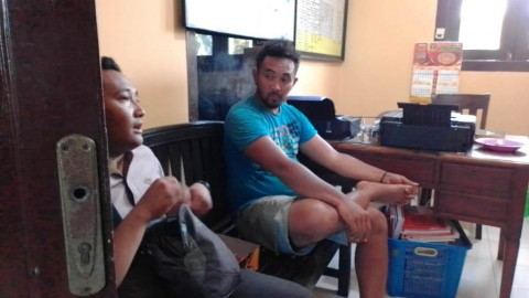 Eks Kiper Persijap Ditangkap terkait Narkoba