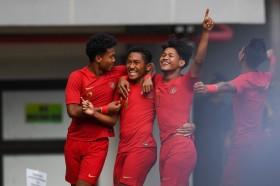 Balas Dendam, Timnas Indonesia U-19 Bungkam Iran