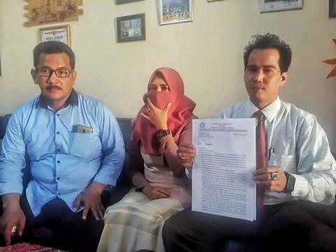 Legislator Malang Dilaporkan Kasus Perzinahan