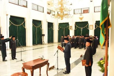 Ridwan Kamil Lantik Pj Sekda Jabar