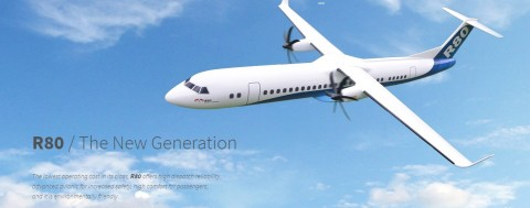 Pesawat R80, Peninggalan Terakhir BJ Habibie