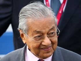 Habibie's Death is a Great Loss: Mahathir