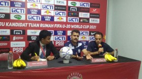 Pelatih Iran U-19: Indonesia Pantas Meraih Kemenangan