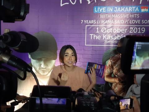 Gisel Sempat Khawatir Diminta Buka Konser Lukas Graham di Jakarta