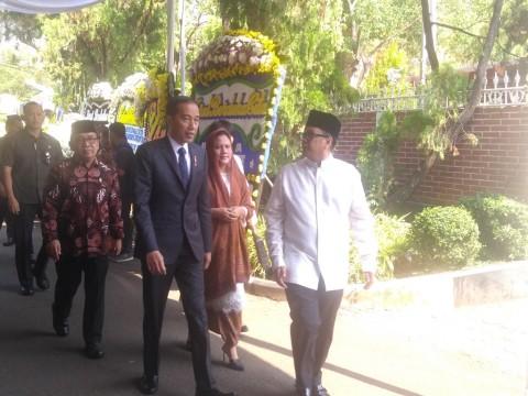 Jokowi: Penghormatan Besar untuk Pengabdian Habibie