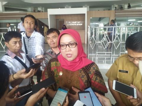 Bupati Bogor Instruksikan Warga Kibarkan Bendera Setengah Tiang