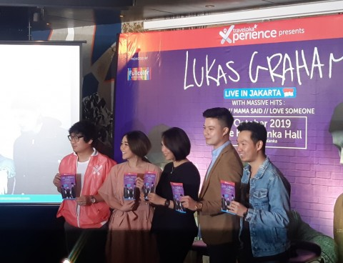 Konser Lukas Graham di Jakarta Adakan Program Beli Satu Tiket Gratis Satu
