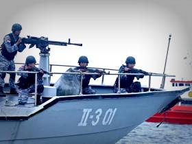 RI, Australia Conduct Joint Maritime Exercise in NTT