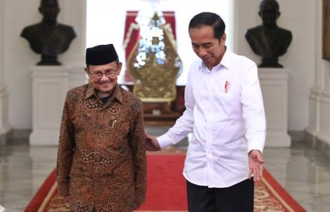Jokowi: Selamat Jalan Mr Crack