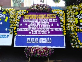 Habibie Wafat, Xanana Gusmao Rasakan Kesedihan Mendalam