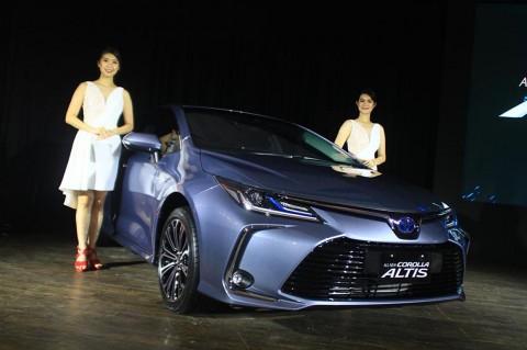 Transformasi All New Toyota Corolla dengan Teknologi Hybrid