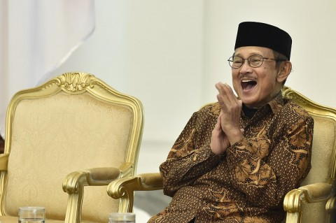 Shinta Wahid Ingat Keinginan Habibie Sahur Keliling