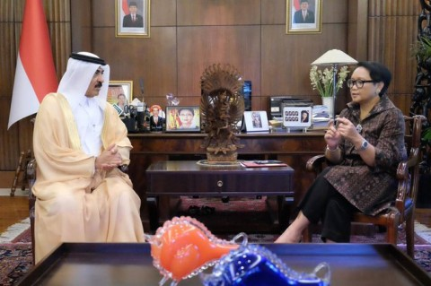 RI, Qatar Discuss Planned Joint Commission Meeting