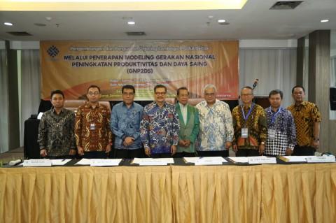 Enam Kementerian Dukung Percepatan GNP2DS