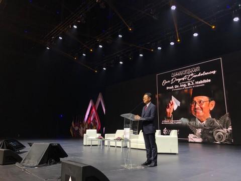 Insinyur Se-ASEAN Beri Penghormatan Tertinggi untuk BJ Habibie