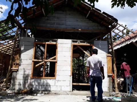 Ribuan Rumah Tak Layak Huni di Jatim Diperbaiki, Gratis!