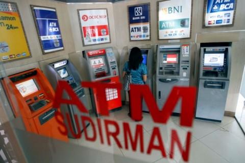 OJK dan BI Minta Perbankan <i>Update</i> Mesin ATM