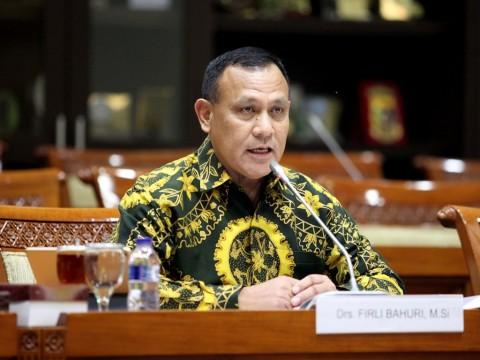 DPR Pilih Firli Bahuri Jadi Ketua KPK