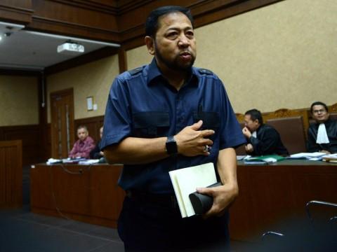 KPK Butuh Keterangan Novanto Jerat Penerima Korupsi KTP-el