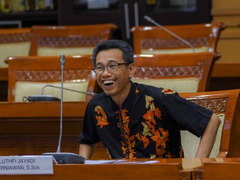 Luthfi Jayadi Dukung Revisi UU KPK