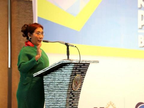 Menteri Susi Genjot Digitalisasi UMKM Kelautan dan Perikanan