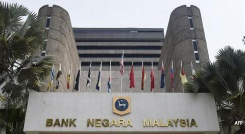 Bank Sentral Malaysia Tahan Suku Bunga Acuan