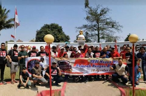 Wujud Cinta Bangsa ala Komunitas Trailblazer Indonesia