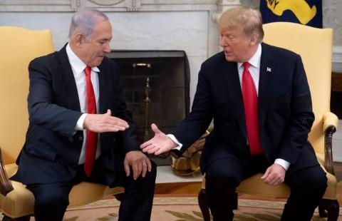 Israel Tampik Tuduhan Sadap Ponsel di Gedung Putih