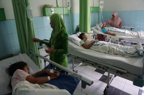 171 Orang Keracunan Nasi Uduk di Sukabumi