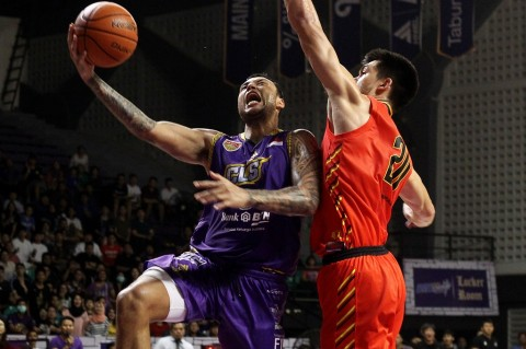 CLS Knights Mundur dari ASEAN Basketball League