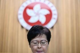 Pemimpin Hong Kong Janjikan Prioritas untuk Rakyat