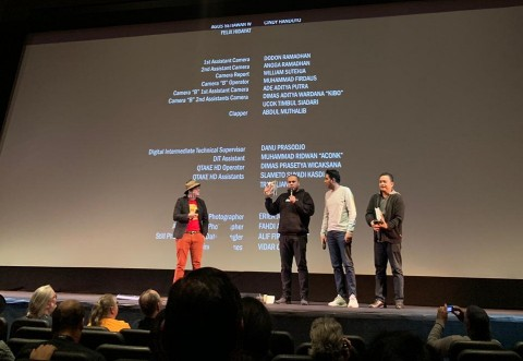 Gundala Disambut Meriah di Toronto International Film Festival 2019